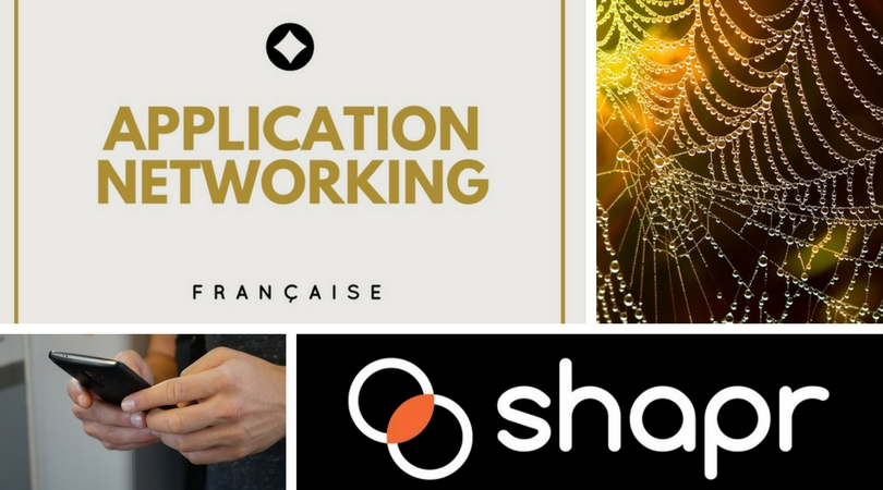 Une application de networking : « Française » !